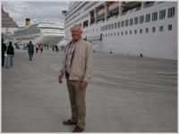 Alan Fairfax - Silver Travel Advisor