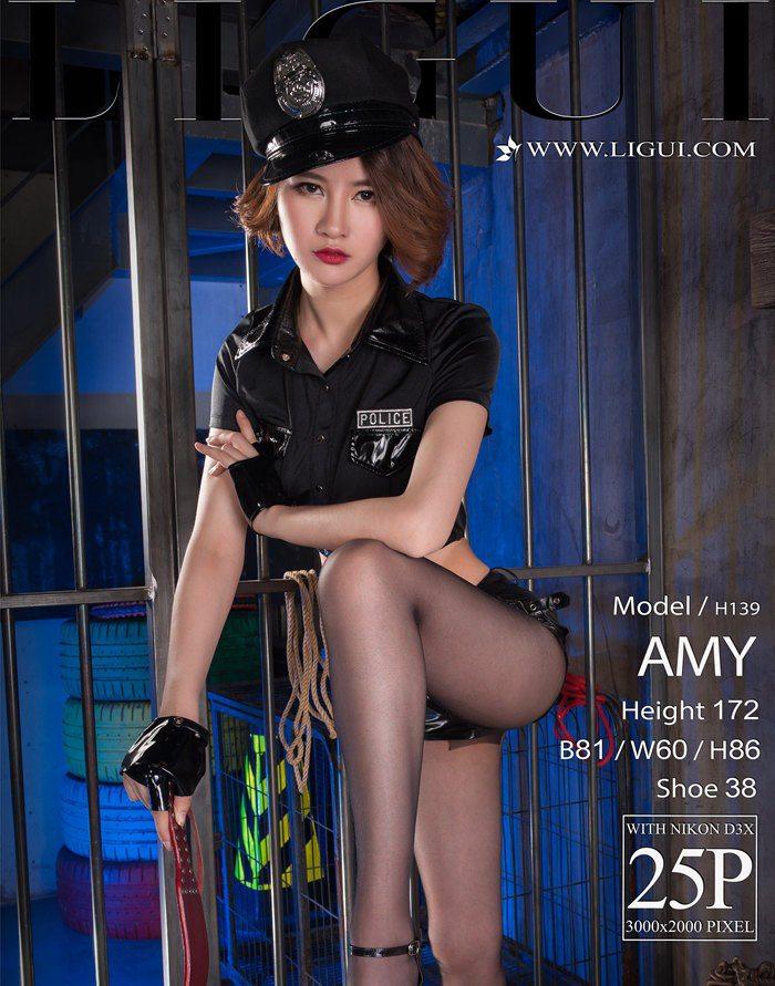 [Ligui丽柜]2017.05.22 Model AMY[25+1P/23M]