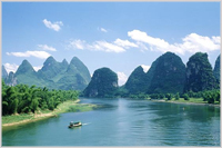 Li River, Guilinh, China