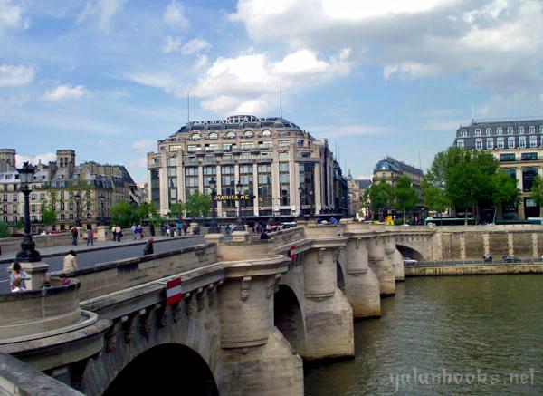 Paris Seine River Photography Views Romanticism 巴黎 塞纳河 风光摄影 浪漫主义 Yalan雅岚 黑摄会