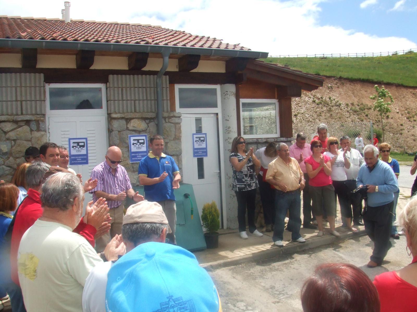 inauguracion de area privada en camping Riaño(Leon)28-29 y 30 de Mayo - Página 2 DSCF7673