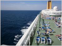 Aurora - sun deck