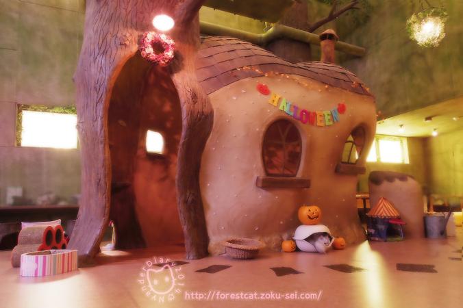 猫カフェてまりのおうち ハロウィン