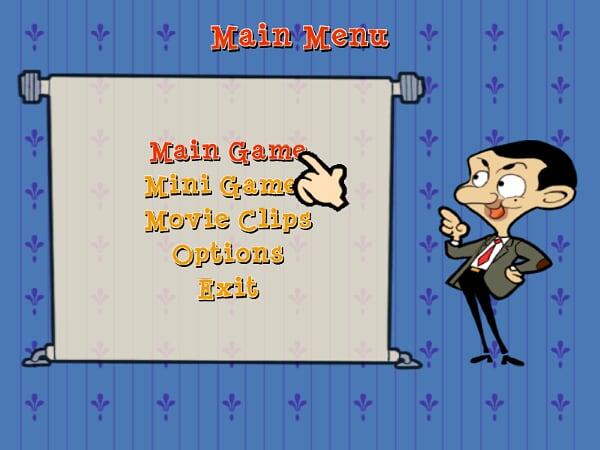 ���� ���� ��� Mr.Bean-����� ����