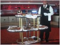Afternoon tea trolley