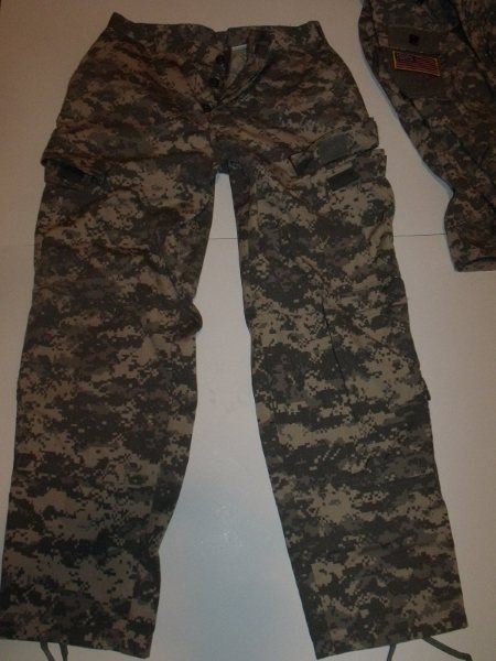 Related pictures army combat uniform acu unit insignia unit patch nsn