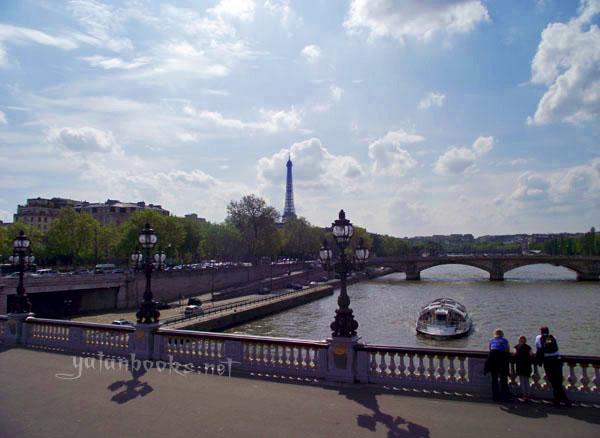 Paris Pont Alexandre III Photography Views Romanticism Yalan雅岚 黑摄会