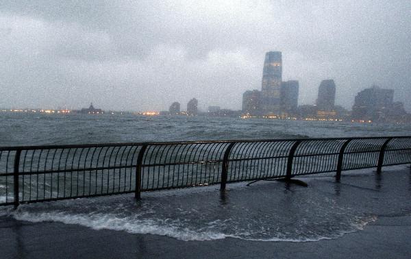 Sandy in NY
