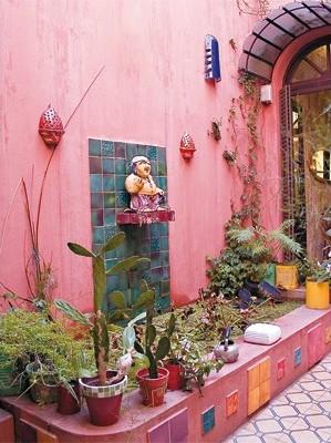 Decoración vintage, colores, decoracion, diseño, muebles