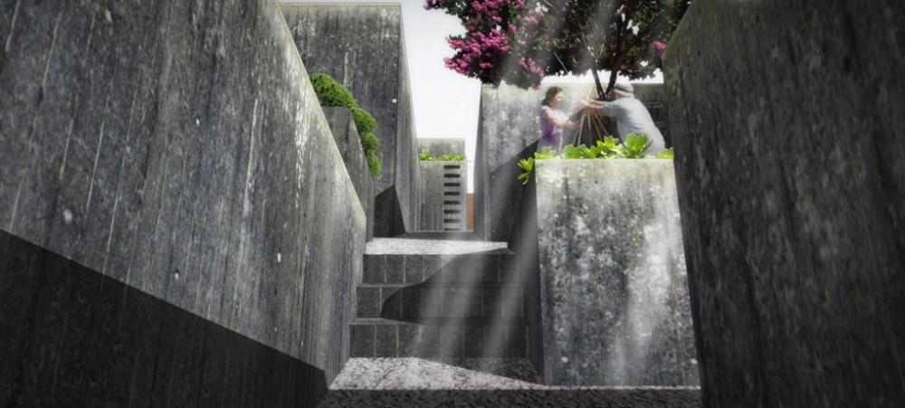 Arquitectura Paisajista, Granja Urbana Huntington - Tim Stephens, diseño