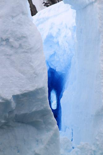 南極 氷河