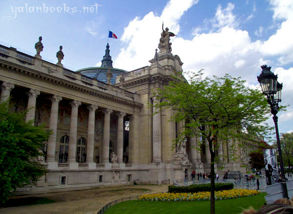 Paris Le Grand Palais Photography Views Romanticism 巴黎 Yalan雅岚 黑摄会