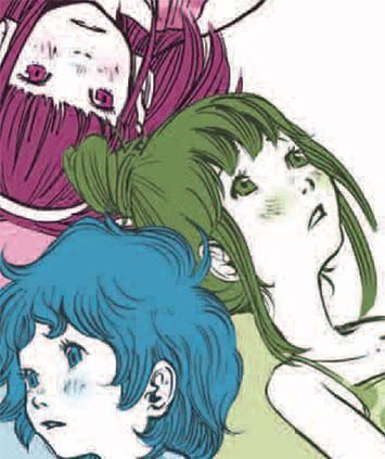 Inio Sano a Lucca Comics 2013
