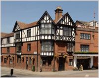 The Maids Head Hotel, Norwich