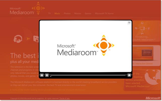More details on Microsoft's Mediaroom IPTV | Macrosoft