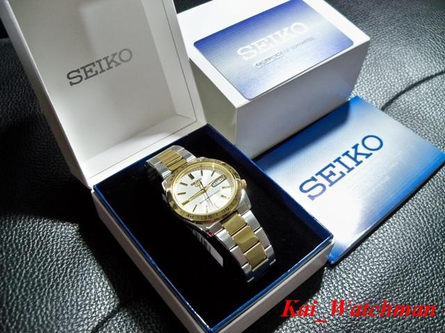 นาฬิกาข้อมือ ไซโก้ Seiko5 Automatic SNKE04K1