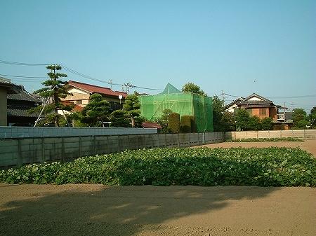 吹き抜け・オール電化床暖房・デザイン注文住宅の工事過程写真11屋根
