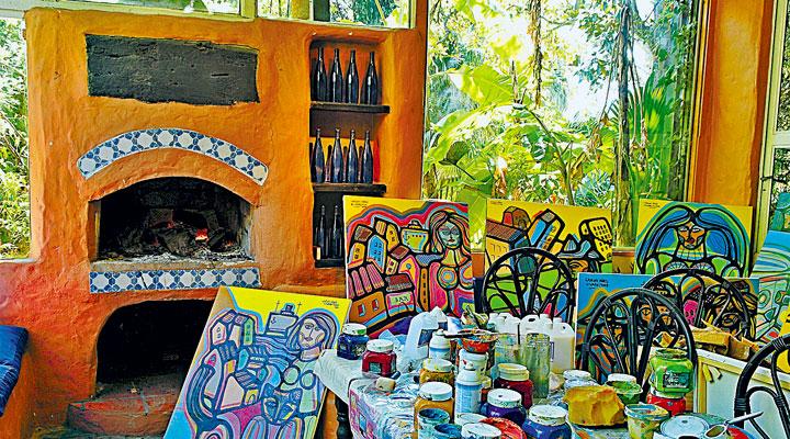 casa-de-Paez-Vilaro, decoracion, diseño, muebles