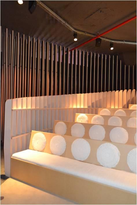 Casa FOA 2012: Auditorio Masisa - Paula Herrero Arquitectos