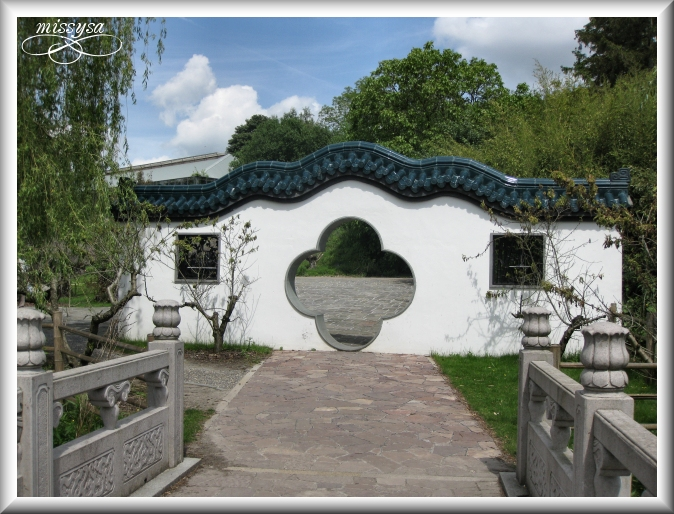 Paradisio (2009) : Le jardin Chinois -chine01