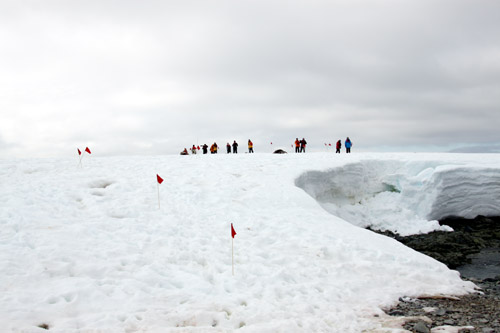 南極 ハイドロガ ロックス