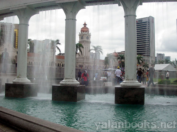 Sultan Abdul Samad Building 吉隆坡苏丹阿都沙末 雅岚 黑摄会
