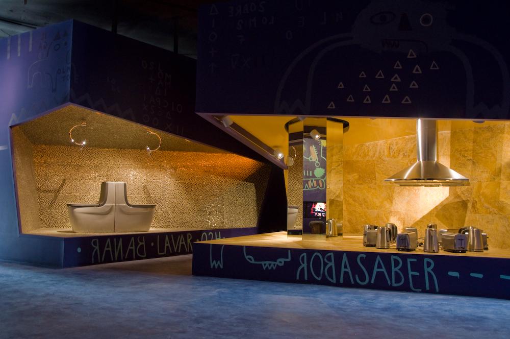 Casa FOA 2012: Loft Showroom - Pablo Lapieza, Mariana Villanueva, María Jimena Valencia, Marina Isla Casares