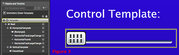 Control Template Slider