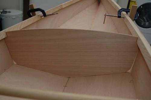 Aft bulkhead