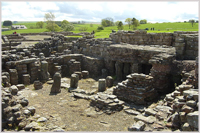 Vindolanda bath house