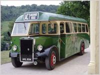 Agatha Christie Bus