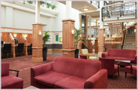 Holiday Inn London Elstree - atrium