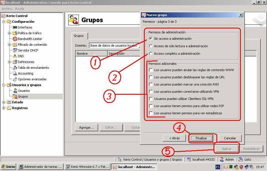 Imagen - Kerio Control 7 Guia y descarga, excelente manual