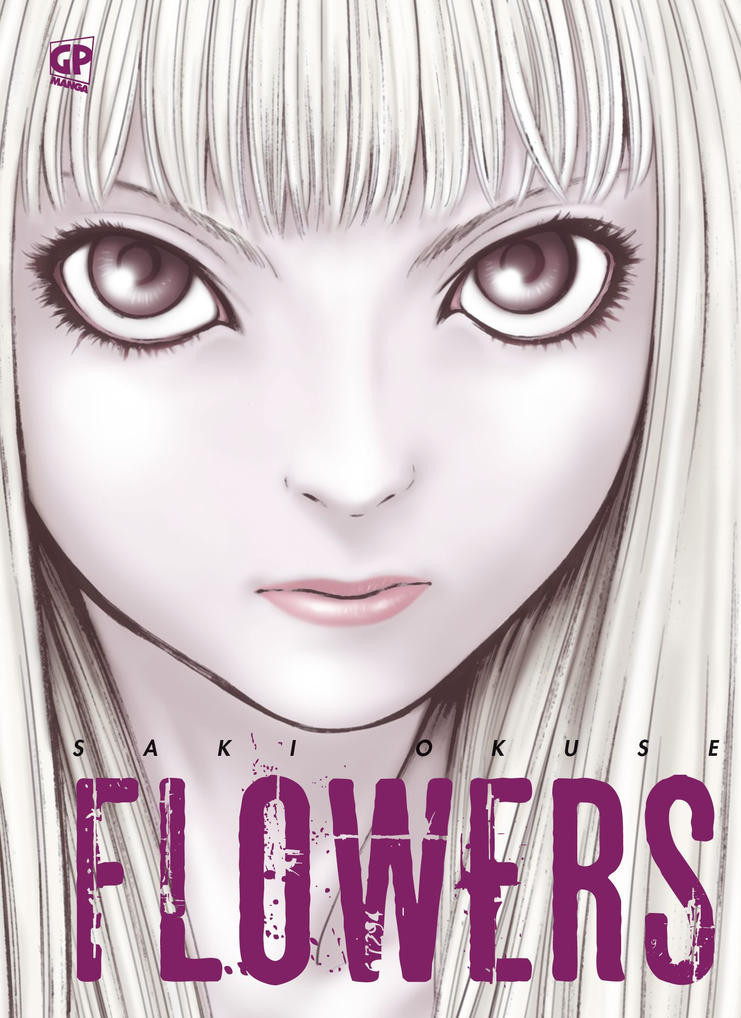 flowers gp manga