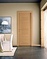 Valentino Parchet - usi interior lemn
