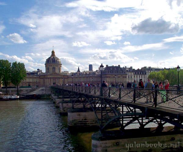 Paris The Institut de France Photography Views Romanticism Yalan雅岚 黑摄会