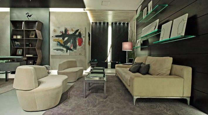 Casa FOA 2009: Espacio N°14, Estudio de un diseñador - Viviana Melamed, Arquitectura, Diseño, Decoracion