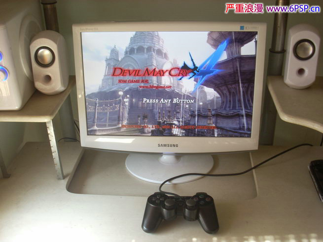 PS2手柄USB转接器
