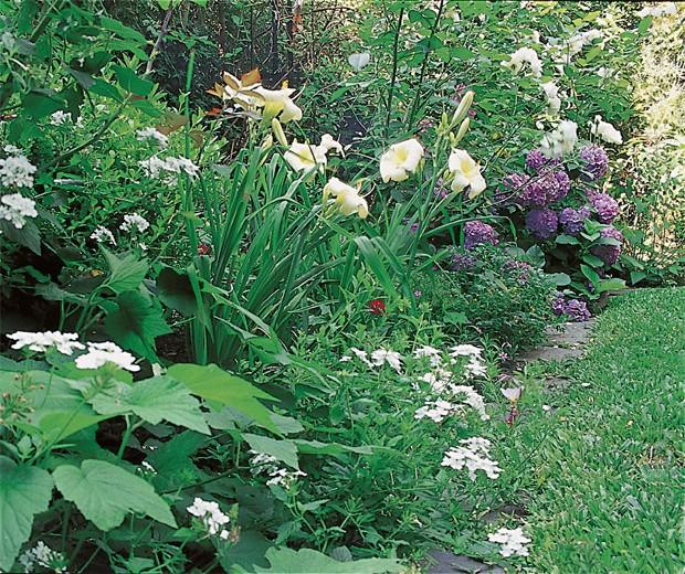 jardin 1 Pequeño edén: jardines urbanos con poco espacio decorar, decoración