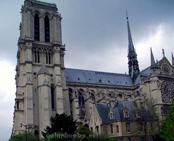 Notre Dame de Paris Photography Views Romanticism 巴黎圣母院 风光摄影 浪漫主义 Yalan雅岚 黑摄会