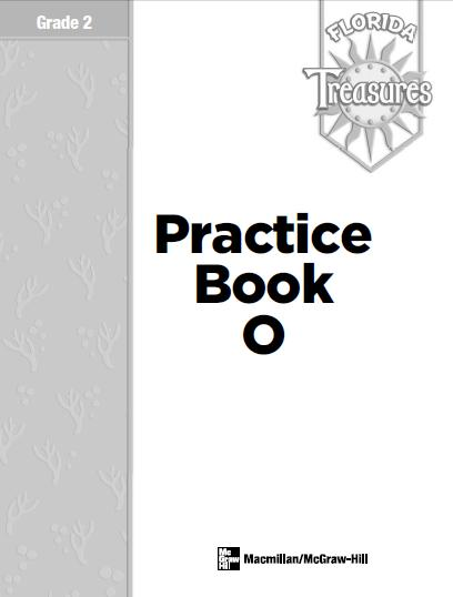 Treasures On Level Practice Workbook