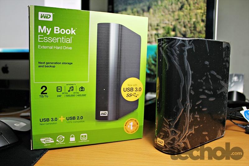 My Book 2TB Western Digital My Book