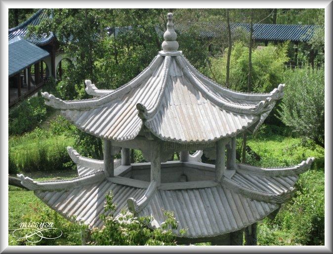 Paradisio (2009) : Le jardin Chinois -chine20