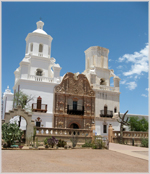 Mission San Xavier del Bac, Tucson, Arizona