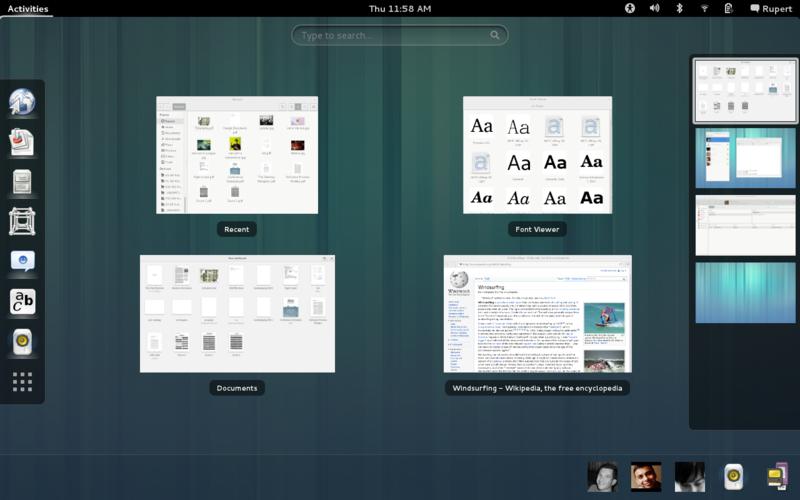 GNOME 3.6