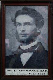 dr. Stefan Pacurar - 1879-1881