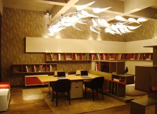 Espacio N° 16 - Oficina por Marcela Tassano