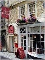Sally Lunn's, Bath. England