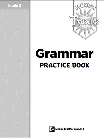 Treasures Grammar Practice Workbook