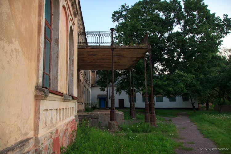поместье Чернышева